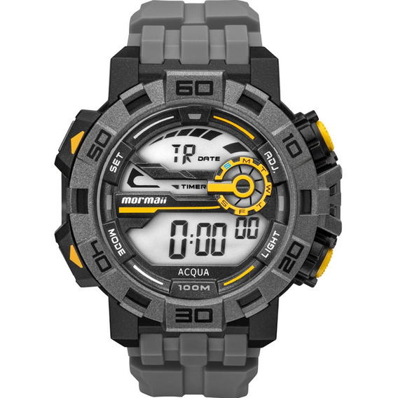 Relógio Mormaii Original Mo1148ac/8c