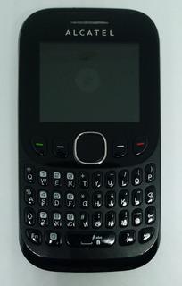 2° Celular One Touch Tribe 3000h Preto S/ Garantia C/ Avaria