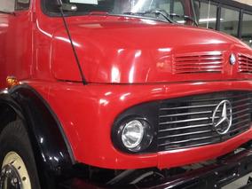 Mercedes Benz L 1521/51 - Cd - Rodados Integrales Sa
