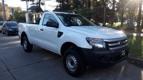 Ford Ranger 2.2 Cabina Simple 4x2 Xl Safety Tdci 125cv 2014