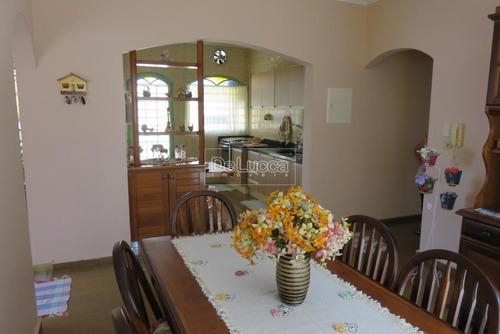 Imagem 1 de 24 de Casa À Venda Em Jardim Proença - Ca002811