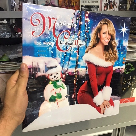 Lp Mariah Carey Merry Christmas Ii You Vinyl Importado Lacra