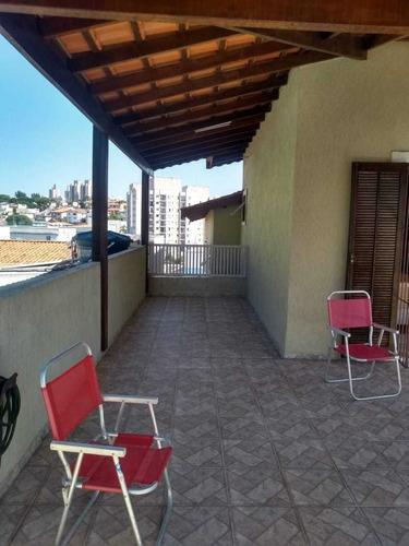 Imagem 1 de 14 de Sobrado Jardim Esperalda - 3 Dormitórios Com 1 Suíte