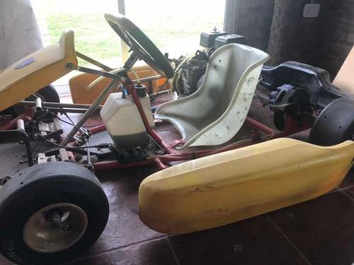 Karting Para Niño Marca M101 Con Motor 4t Niwa