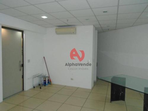 Sala À Venda, 60 M² Por R$ 370.000,00 - Alphaville - Barueri/sp - Sa1487