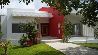 Casa Aguacate En Venta Puerto Morelos Villas Petempich