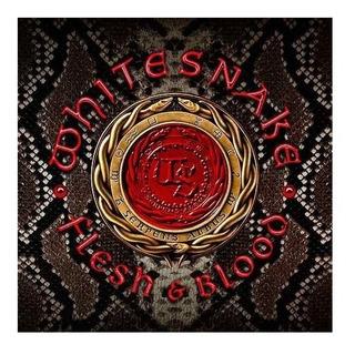 Whitesnake Flesh & Blood Cd Nuevo 2019 Original Coverdale