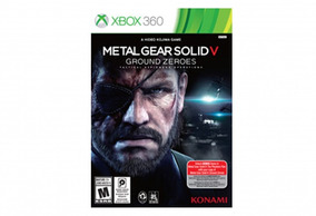 Jogo Metal Gear Solid 5 Xbox 360