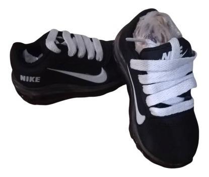 Zapatos Nike Para Niños Con Luces Talla 22