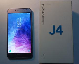 Smartphone Samsung Galaxy J4 32gb 5.5