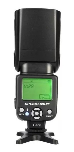 Flash Universal Triopo Speedlight Tr 950