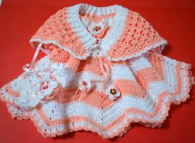 e7556472f Capa Tejida Crochet - Ropa y Accesorios en Mercado Libre Argentina