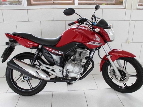 Honda Cg 160 Fan Street