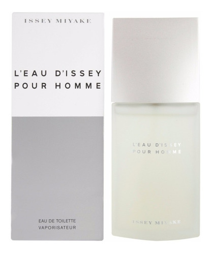 Perfume Issey Miyake L'eau D'issey 125ml Para Hombre Mil Ese