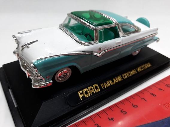 Road Signature 1/43 Ford Fairlane Crown Victoria 1955