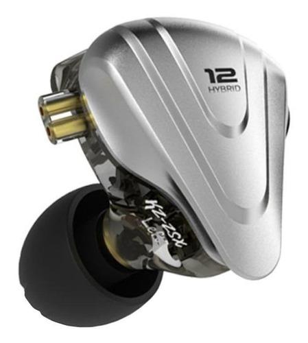 Audífonos In-ear KZ ZSX black
