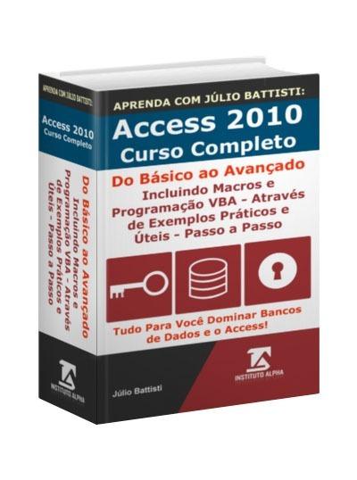 Banco De Dados E Access - Curso Completo - 1602 Páginas