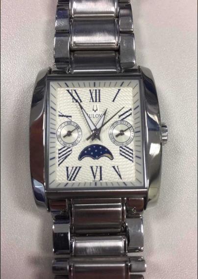 Relógio Bulova - C864025- Fases Da Lua