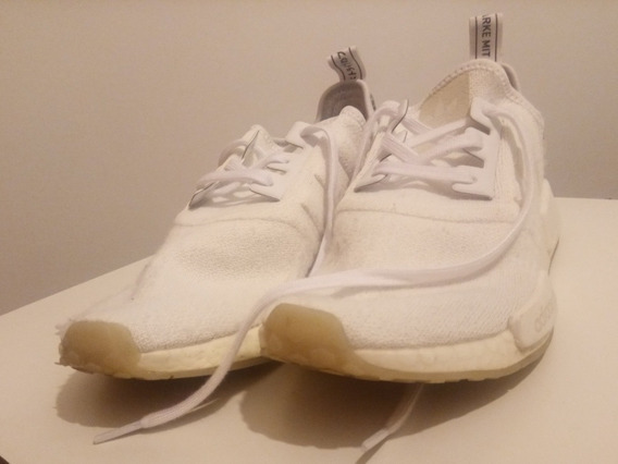 Zapatillas adidas Nmd R1 Triple White