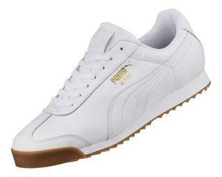 zapatillas blancas hombre puma