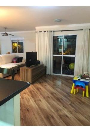 Excelente Apto De 3 Dorms - Cozinha C/armários,cod 83175
