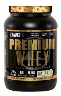 Premium Whey 900g Landerfit - Promoção