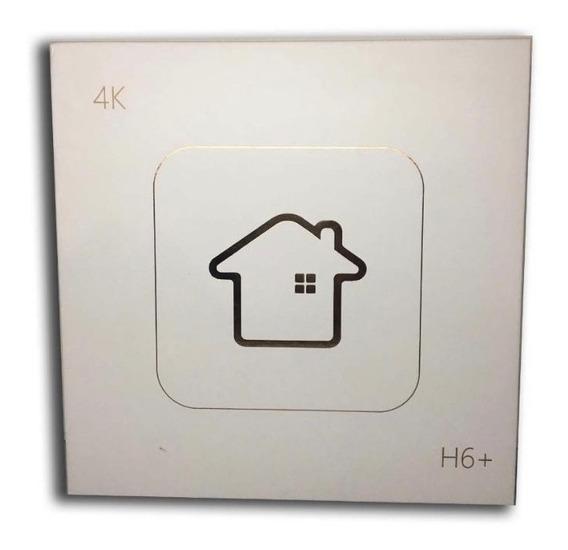 Aparelho Tv Box H6plus 4k Original Garantia Total