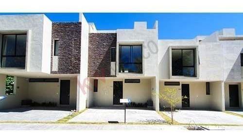 Casa En Venta En Coto Boskia Reserva Residencial Modelo Paxos