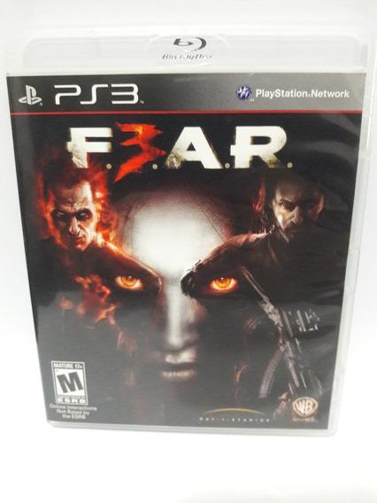 F.e.a.r 3 - Ps3 - Adtec Games -