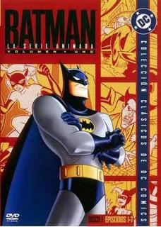Dvd Batman La Serie Animada Volumen Uno