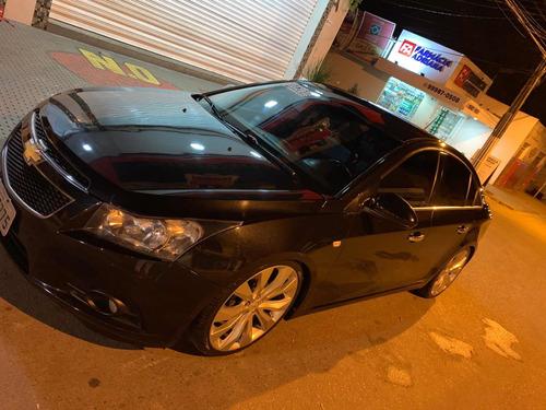 Imagem 1 de 14 de Chevrolet Cruze 2012 1.8 Lt Ecotec 6 Aut. 4p