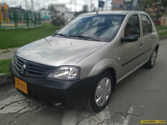 Renault Logan Familier 1400cc Mt Aa