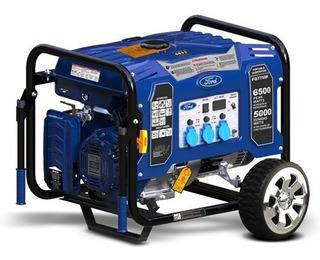 Grupo Electrogeno Generador Electrico 6500w Ford Fg7750pe