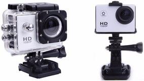 Câmera Filmadora Digital Sports Hd 1080p Prova D