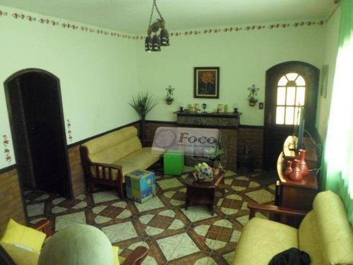 Imagem 1 de 18 de Sobrado Residencial À Venda, Jardim Angélica, Guarulhos - So0167. - So0167