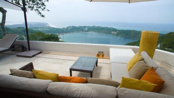 Venta Casa Residencial En Exclusivo Fraccionamiento La Cima Acapulco