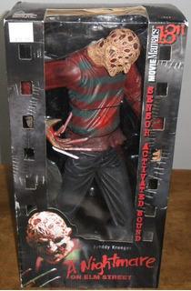 Original Mc Farlane Mcfarlane Movie Maniac 18 Freddy Krueger