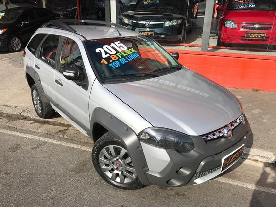 Fiat Palio Weekend Adventure 1.8 Flex 2015 Completa