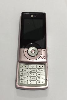 LG Km500 - 2.0mp, Mp3 Player, Bluetooth - Exposição