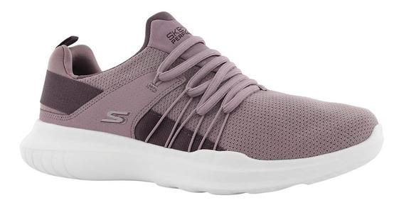 Skechers Zapatilla Running Mujer Go Run Mojo Lila