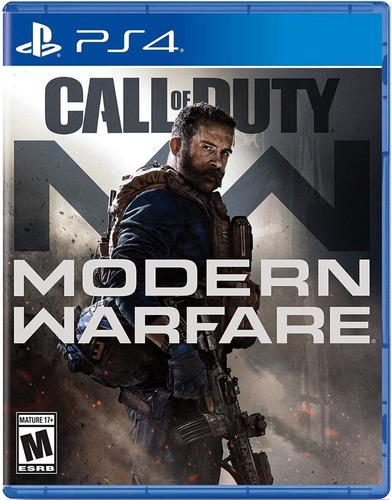 Call Of Duty Modern Warfare Ps4 Juego Playstation 4