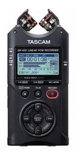 Grabadora Digital Dr-40x Tascam