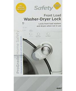 Seguridad 1st Prograde Cargador Frontal Lavadora /secador