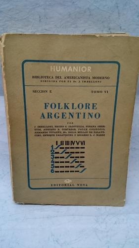 Folklore Argentino - Autores Varios