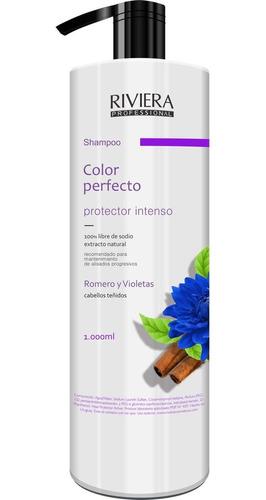 Shampoo Riviera 1 Lt. Romero Y Violeta