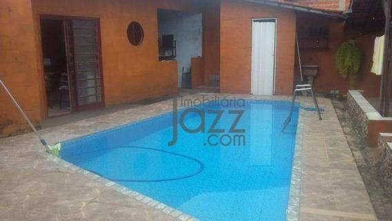 Casa Com 2 Dormitórios À Venda, 250 M² Por R$ 317.000 - Jardim São Sebastião - Hortolândia/sp - Ca7314