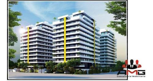 Imagem 1 de 30 de Cobertura Com 3 Dormitórios À Venda, 168 M² Por R$ 1.649.238,00 - Indaiá - Bertioga/sp - Co0318