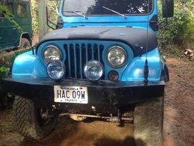 Jeep Cj7 81