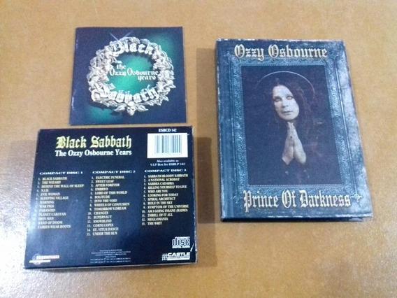 Box Black Sabbath / Ozzy Osbourne Years Prince Of Darkness