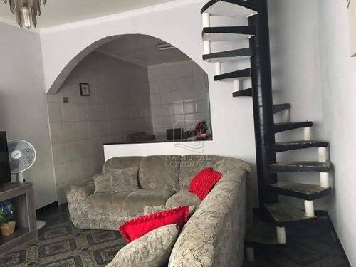 Imagem 1 de 20 de Sobrado Com 3 Dormitórios À Venda, 55 M² Por R$ 335.000,00 - Vila Lucinda - Santo André/sp - So3875